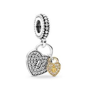 Love Locks Pandora Charm 💕